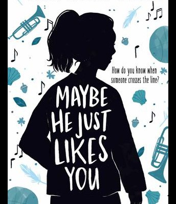 MAYBE HE JUST LIKES YOU by BARBARA LEE