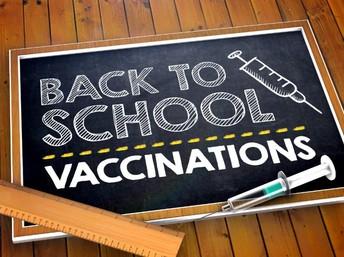 Immunizations / Inmunizaciones 2020-2021