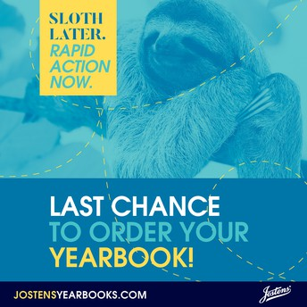 Buy your KMS yearbook TODAY!