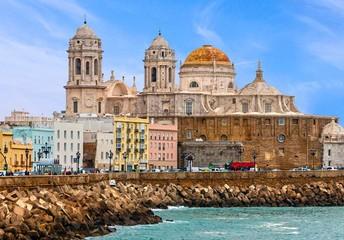 La Catedral de Cádiz.