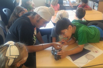 Camp Invention at Del Sur