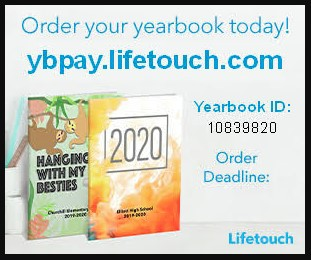 Order Your Eastin Yearbook Today