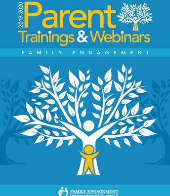Free Parent Trainings & Webinars! Talleres y Seminarios Web Gratis para Padres