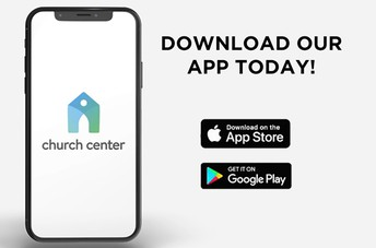 Have you downloaded our church app?