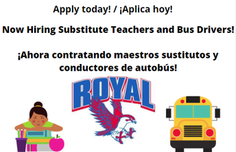 Interested in earning extra income? Bus Drivers and Substitutes Needed!