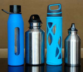 Reminder: Remember Your Water Bottle!