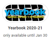20-21 Yearbooks are now on sale!