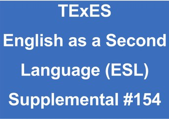 ESL Supplemental 154 Preparation Manual