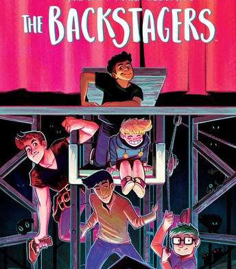 The Backstagers Vol 1 The Rebels without Applause