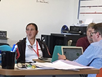 Jennifer Clark Leads Math Department