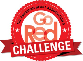 AMERICAN HEART ASSOCIATION GO RED!
