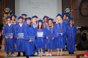 Join us Thursday, June 4th, for Inspire's 5th, 8th & 12th Grade Virtual Graduation and Promotion Ceremony!