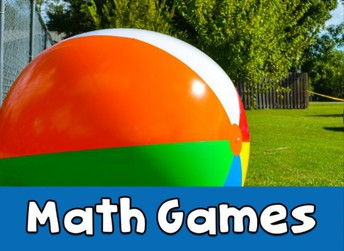 Summer Math Activities