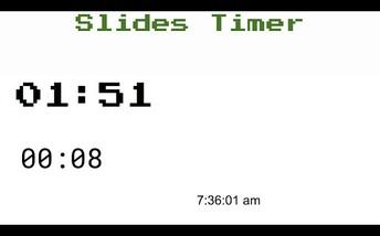 Google Slides Timer Add-on