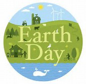 Earth Day is April 22!