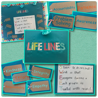 Lifelines of the Month