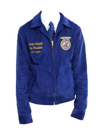 Ordering an FFA Jacket