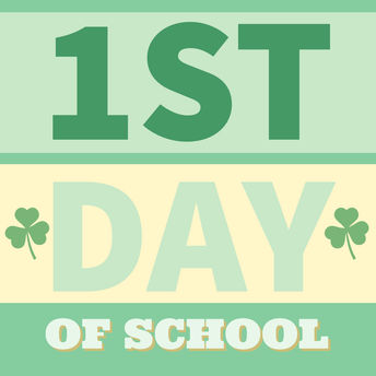 First Day of School: Material Pick, 8/12-Don't forget to sign up for your time slot!
