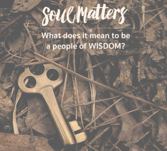 Soul Matters for Parents, February 23rd