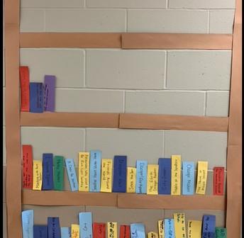 2M's book shelf