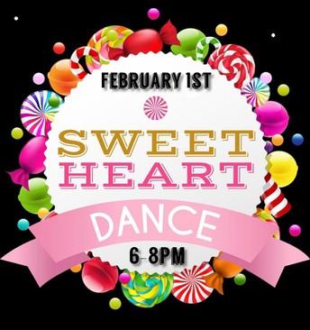 ❤️ Sweetheart Dance