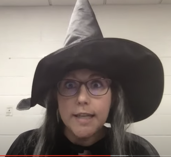 The Return of the Walden Witch!
