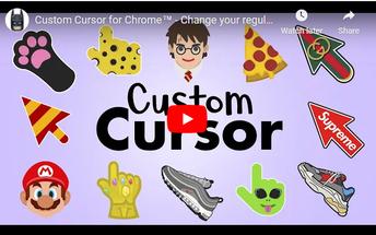 Tech Tip - Chrome Extension - Curser