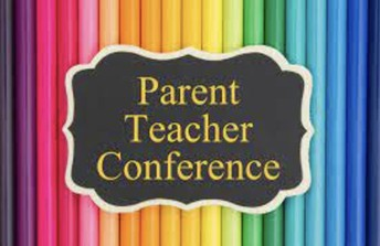 PARENT/TEACHER CONFERENCES -TUESDAY, OCTOBER 22