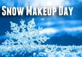 Snow Make Up Day