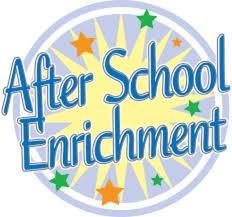 AFTER SCHOOL ENRICHMENT CLASSES