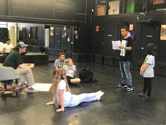 Shakespeare/ Improv Club