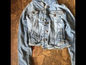 Old navy Jean jacket large 10/12