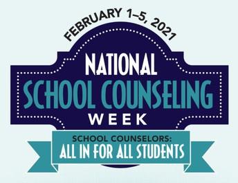 National Counseling Week/ Semana Nacional de Consejería
