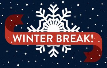 School Closed: Winter Recess 12/23-1/1