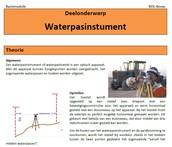 Waterpasintrument