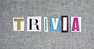 Trivia Night at Double A's Pizza--adult fellowship with FELC