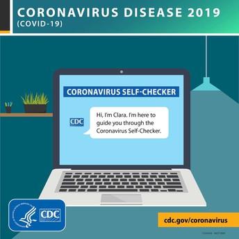 The Coronavirus Self-Checker,