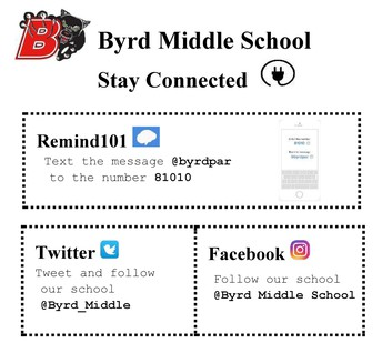 Stay Connected to Byrd