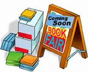 The Vannoy Book Fair is Coming!!!