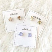 Luxe Studs