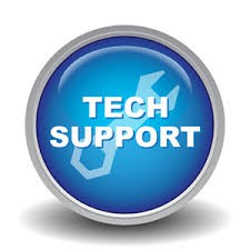 Are you having Tech Issues?