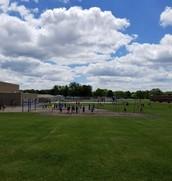 Final 8th grade recess