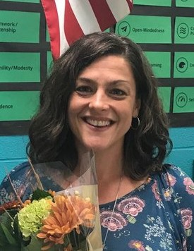 Penny Road Teacher of the Year!