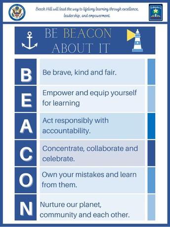 Beech Hill Core Values