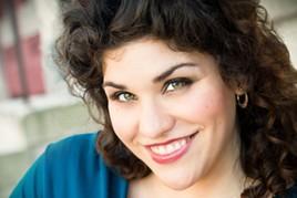 Young Artist Natalie Conte, Soprano