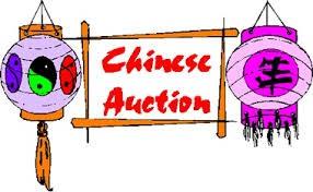 Chinese raffles - $1 per chance