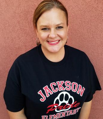 Erica Casey/Teacher Representative