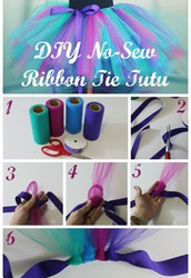 Extra tip: How to make a Tutu
