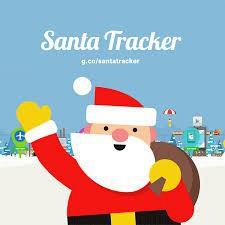 Google Santa Tracker!