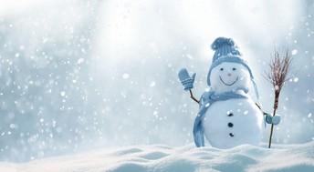 Welcome Winter! / Bienvenido invierno!